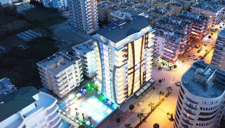 Appartements de Qualité à Alanya, 108