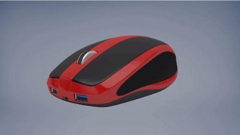 その発想はなかった! マウスの中にPCを詰め込んだ「マウス一体型PC」開発中 どう見てもマウス。ポーランドのベンチャー企業Mouse Boxが、その名の通り大変コンパクトなマウス一体型PC「Mouse-Box」を開発中です。
