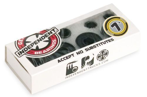 Other Skateboard Parts 159076: Independent Truck Company Abec 7 Skateboard Bearings -> BUY IT NOW ONLY: $53.99 on eBay!