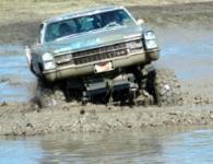 Howie's Mud Bog in Finlayson, MN
