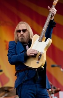 Tom Petty & the Heartbreakers at the 2012 New Orleans Jazz & Heritage Festival presented by Shell  ©2012 Douglas Mason