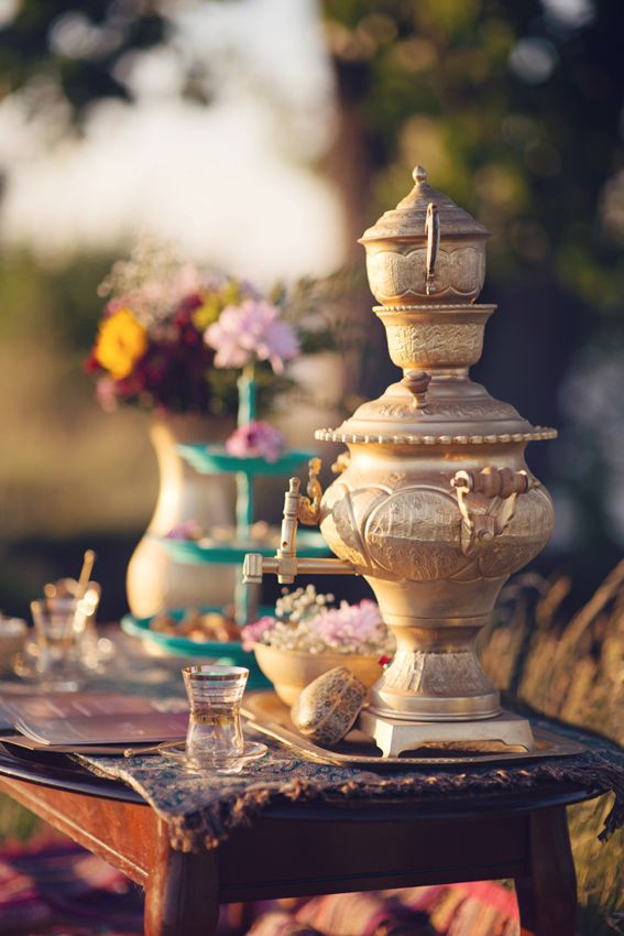 Summery Persian wedding ideas | Audra Wrisley Photography http://www.audrawrisley.com/