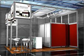 Mobiler Messestand modular ab 8.000 Euro