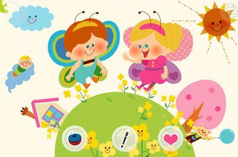 Kindergarten Today: ΟΙ ΓΩΝΙΕΣ ΤΟΥ ΝΗΠΙΑΓΩΓΕΙΟΥ ΜΑΣ