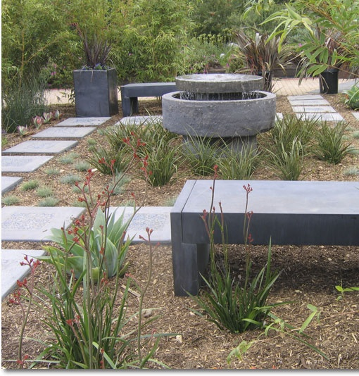 17 best images about water features on pinterest wall for Garden fountains phoenix
