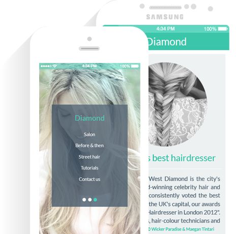 GoodBarber | Build your app and express your talent