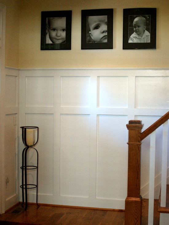 81 best craftsman arts and crafts style images on for Arts and crafts wainscoting