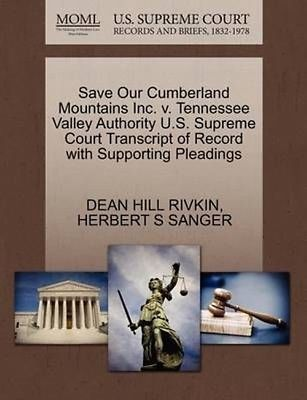 Save Our Cumberland Mountains Inc. v. Tennessee Valley Authority U.S. Supreme Co