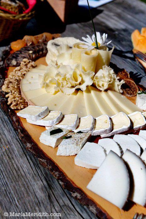 Plateau de fromage!