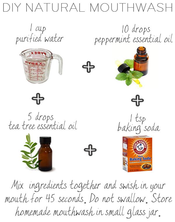 DIY natural mouth wash - KEEP YOUR BREATH FRESH WITH 5 NATURAL DIY MOUTH WASH - Simple mouthwash with essential oil: - Apple cider vinegar mouthwash:- Mouthwash with peppermint essential oil:- Lemon mouthwash:- Aloe vera mouthwash: - Herbal Mouthwash: