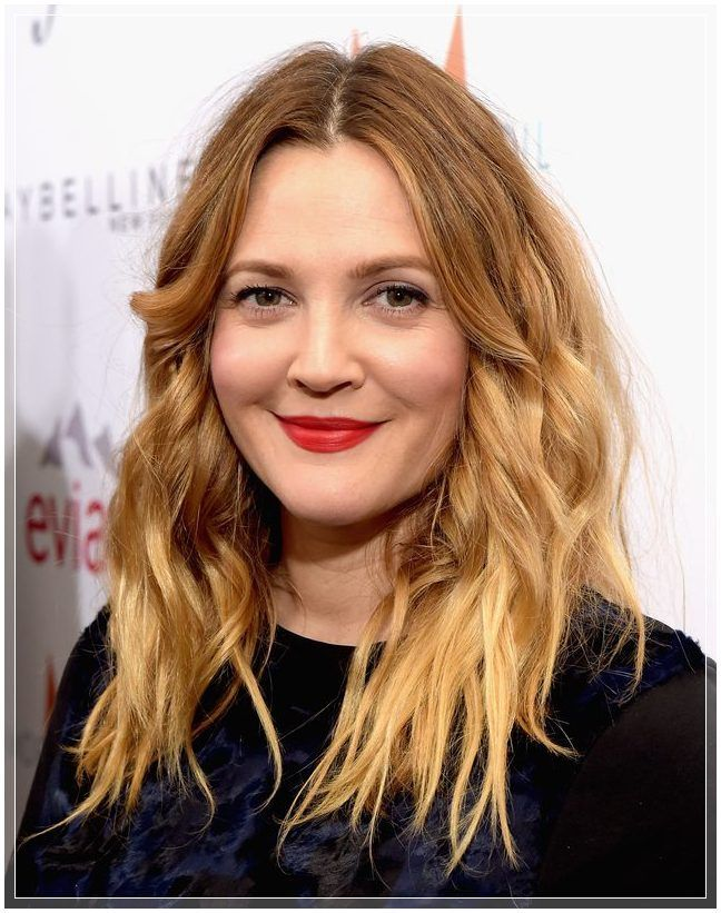 15+ braune haare mit blonden strähnen   Erdbeerblonde