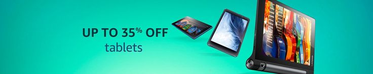 35 % OFF on amazon tablets sale offers @ amazon.in