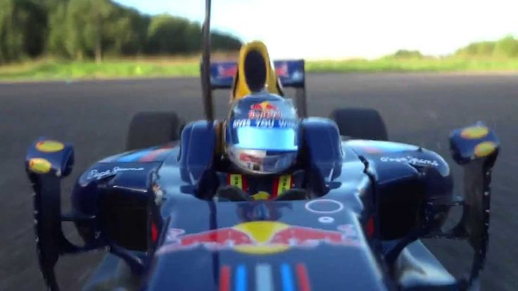 RC F1 ONBOARD CAMERA 20 Red Bull RB6 Sebastian Vettel