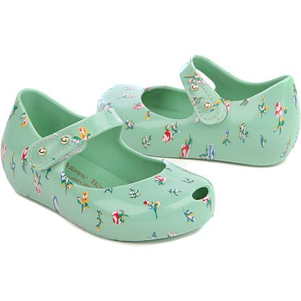 Vivienne Westwood jelly shoes 6 months-5 years - MINI MELISSA - Baby & toddler - Shop Shoes - Kids | selfridges.com