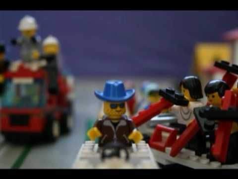 #3 Music Video in LEGO - Lego U2 - Sweetest Thing