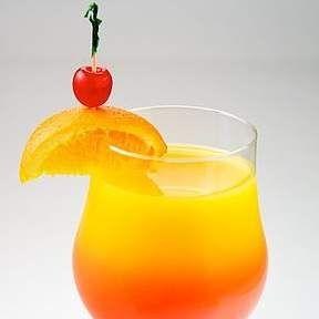 Recept Tequila Sunrise od lussy - Recept z kategorie Nápoje
