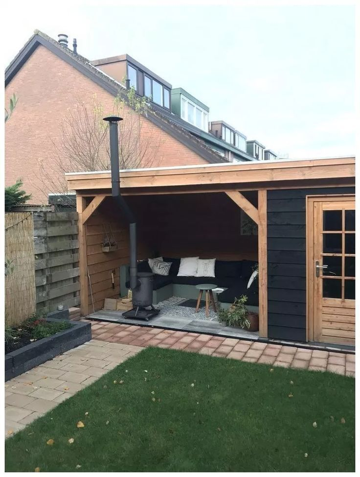 Garden Shed Plans - Learn How To Build Your Own Shed in ...