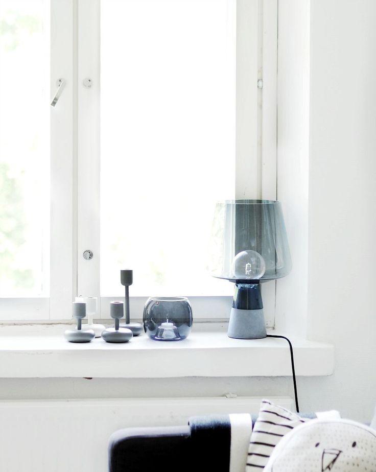 http://www.aitonordic.com/collections/portacandele-lanterne/products/kaasa-tealight-candleholder-grey-iittala