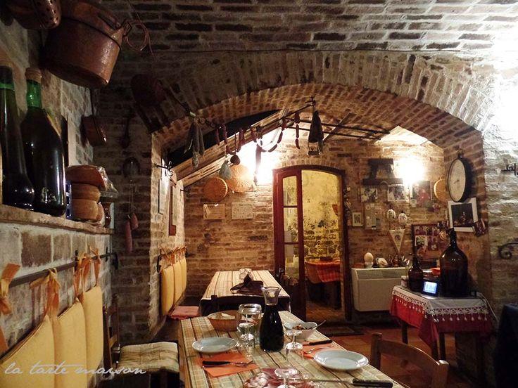 Osteria Delle Cornacchie – Petritoli (Fm)