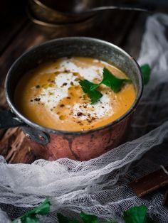 Intialainen garam masala-porkkana-bataattikeitto (vegaani) – Viimeistä Murua Myöten #keitto