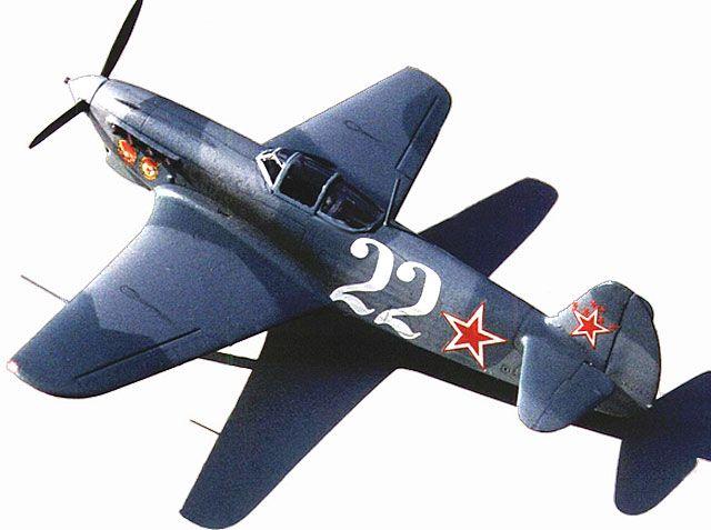 Yak 9-D by Igor Cernisevski (Dako-Plast 1/72)