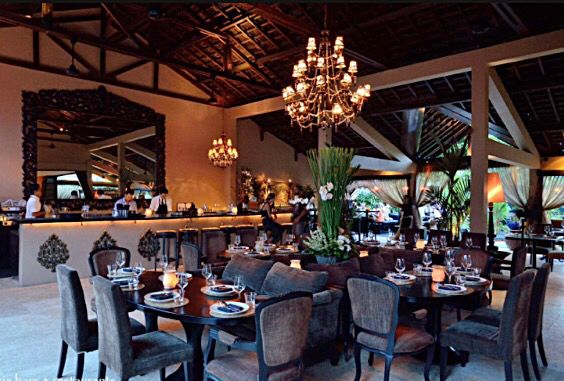 Recommend: #Sarong #Seminyak Upscale dining