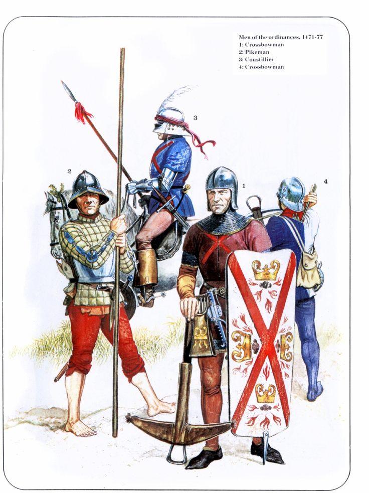 0850455189.Osprey 144 MAA - Armies of Medieval Burgundy (1364-1477)
