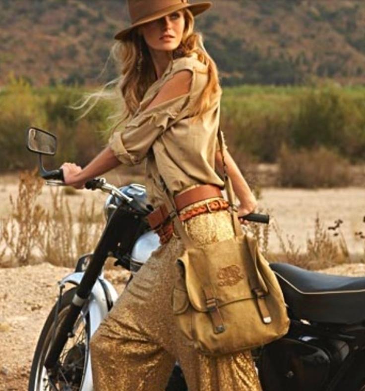 Trend Alert: Safari Chic
