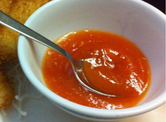 Foto de la receta de Salsa agridulce                                                                                                                                                                                 Más
