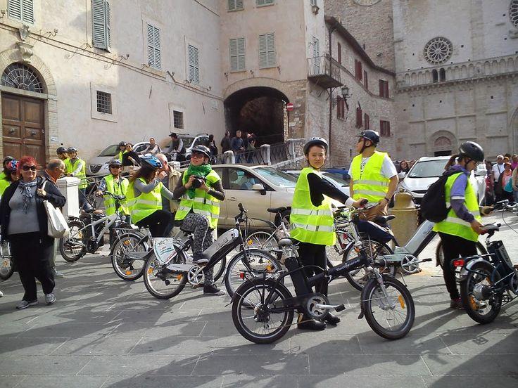 Incontro ad Assisi con i tour operator cinesi