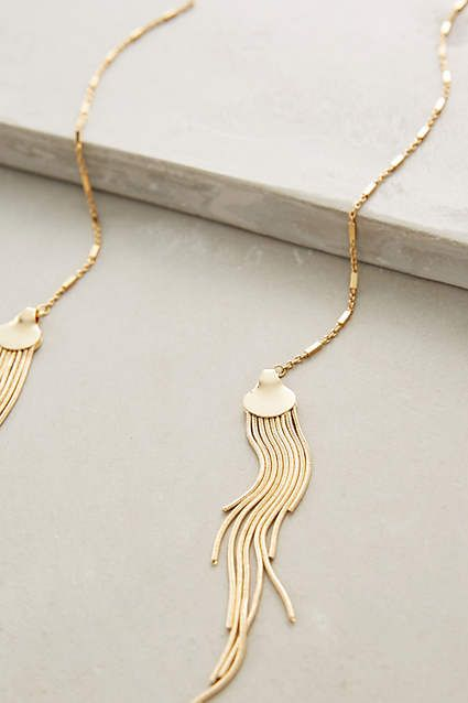 Moselle Necklace - anthropologie.com