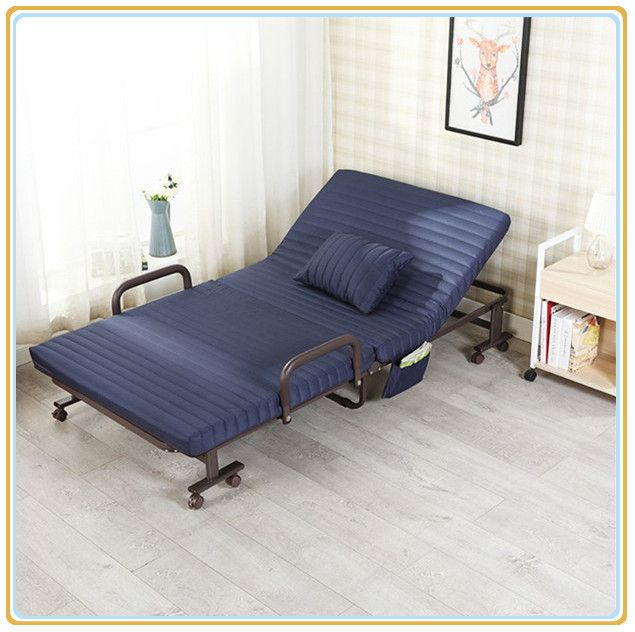 folding bed frame with foam mattress and 6 colors - Bed Frame For Foam Mattress