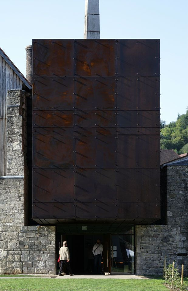 Museo de la Sal   Malcotti Roussey Architectes & Thierry Gheza