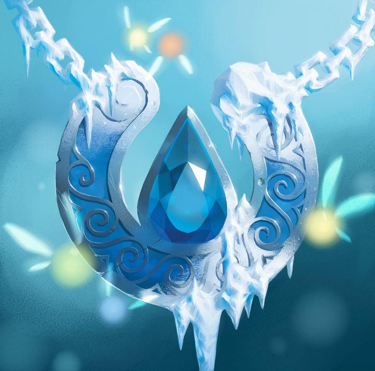 amulette d'eau by ~naiiade on deviantART