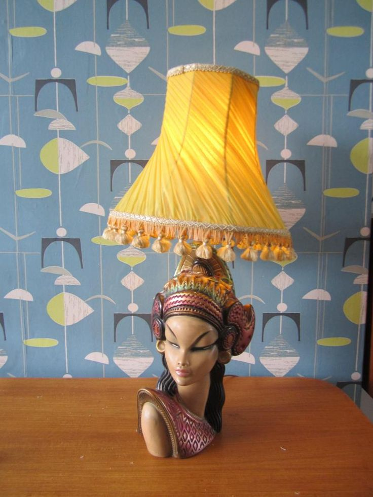 17 Best Images About 1950 S Tv Amp Accent Lamps On