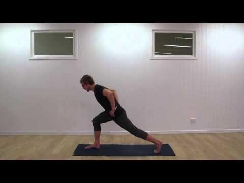 Yoga for swimming | Tom Barton