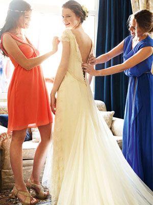 Las 10 normas básicas de protocolo para invitadas a una boda