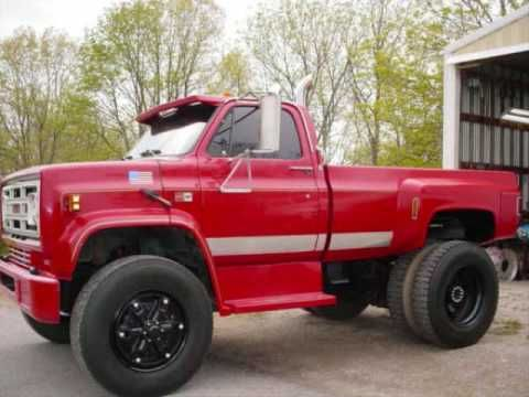 Big Dump Trucks >> Classic Chevy Medium Duty Trucks {C40,C50,C60, and C70 ...