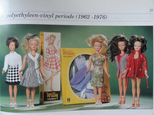Wildebras 3..La période polyethylène-vinyl 1962-1976