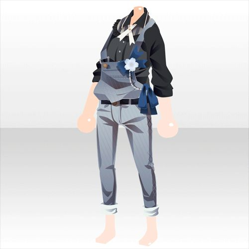 Manga Clothes Boy Clothing Drawing Stuff Ideas Style Pose Reference Anime Outfits