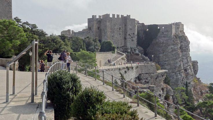 Sicily - Erice (MSC Lirica Excursion)