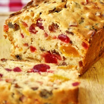 Apricot Light Fruitcake - Rock Recipes -The Best Food & Photos from my St. John's, Newfoundland Kitchen.