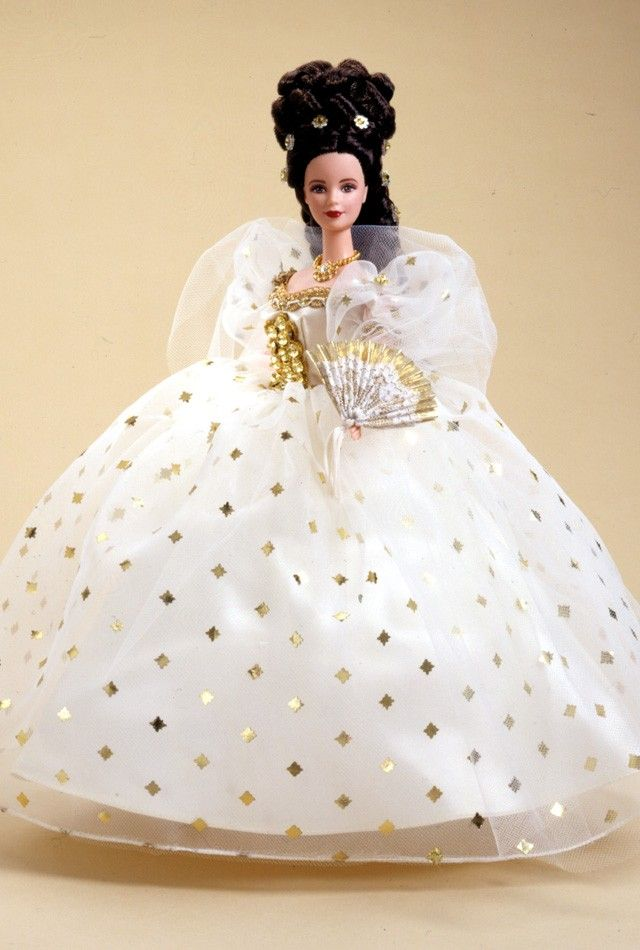1996 - World Culture - Royal Houses of Europe - Barbie® as Empress Sissy #15846