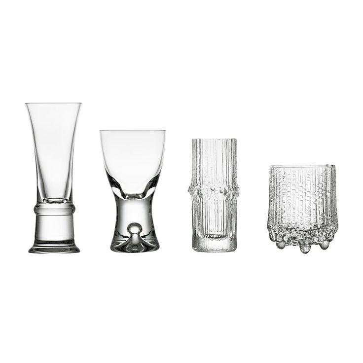 Wirkkala Schnapps Glass 4-pcs, 38