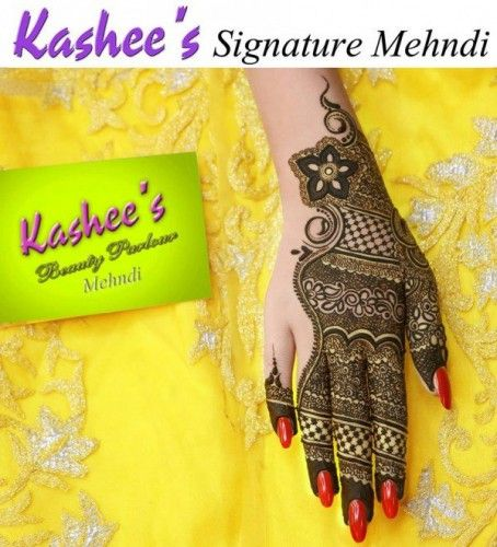 Eid Special Mehndi design 2016 for Young Girls (7)