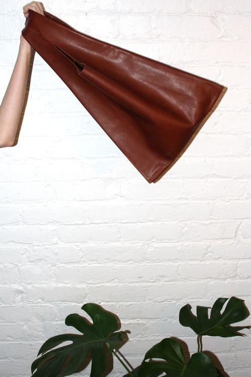 Baggu leather