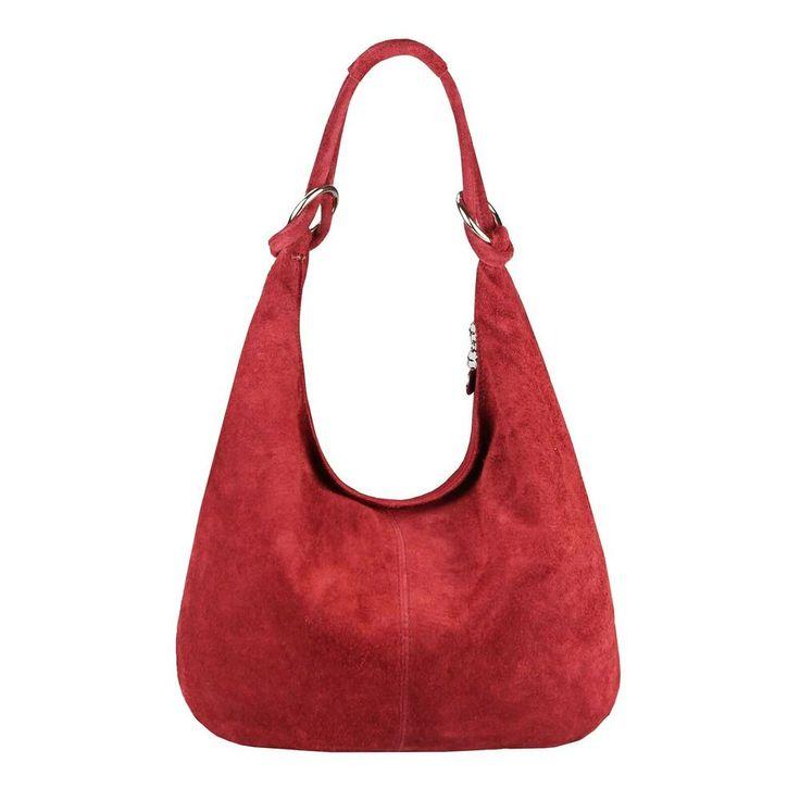 Photo of ICYMI: [Werbung] ITAL WOMEN XXL LEATHER HAND BAG Suede SHOPPER Shoulder Bag …
