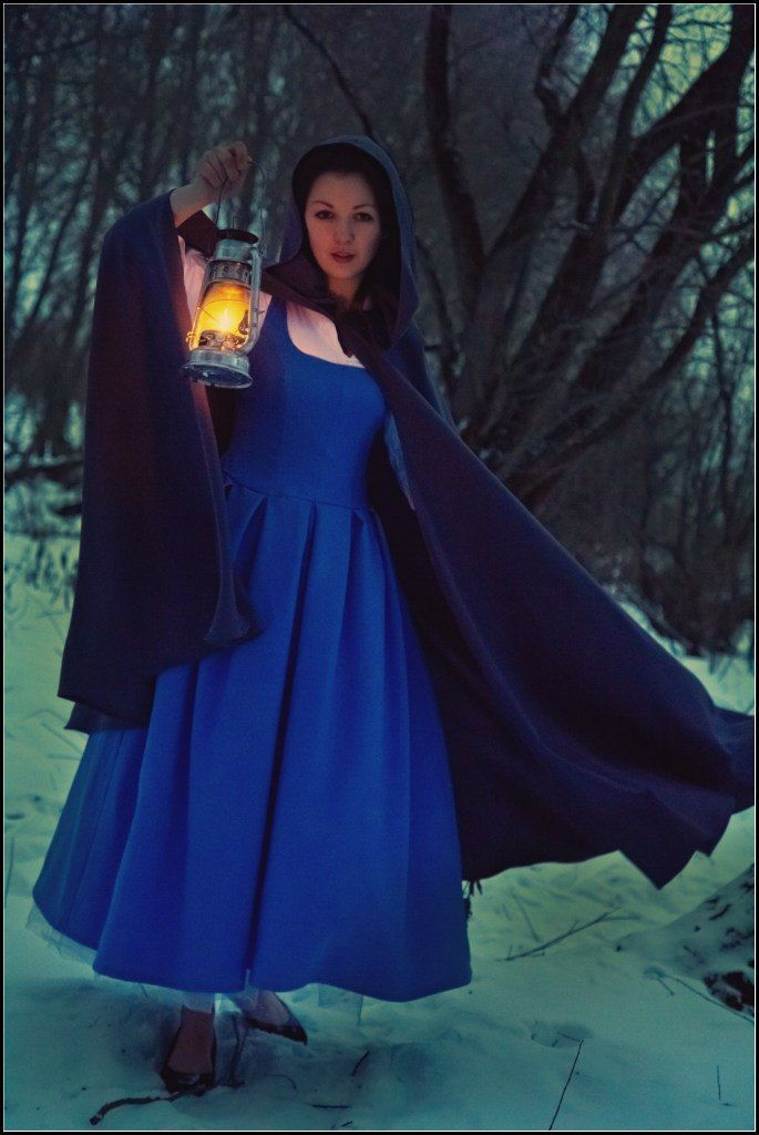 Belle #Disney #Cosplay by Kursnic