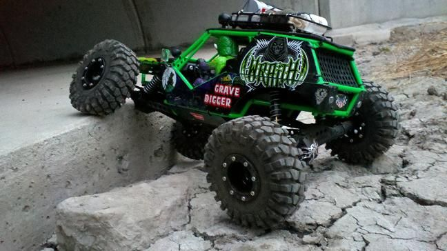 Things to Consider while Buying RC Mainstay Crawlers