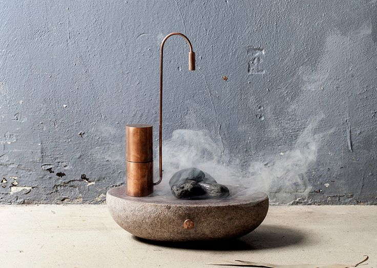 In the Details: Creating the World's Smallest Sauna